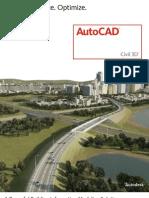 Autocad Civil3d Brochure Letter En