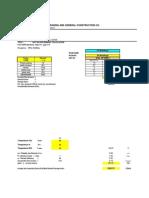 Cold and Hot Water Demand Calculation (Alfouzan)
