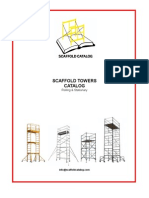 Scaffold Towers Catalog