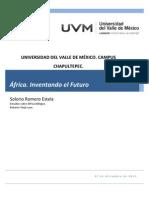 Africa Inventando El Futuro