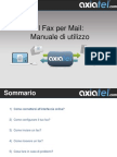 Manuale Utilizzo Del Fax Per Mail