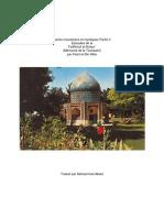 Saints musulmans et mystiques Partie II IN FRENCH