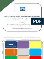 Blue Ocean Strategy Book vs Blue Ocean Business Model_Dr Rod King