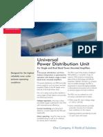 Universal PDU EMEA v2