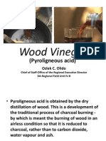 Guide on Wood Vinegar Technology