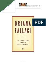 Fallaci Oriana - Un Sombrero Lleno de Cerezas