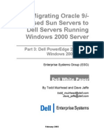 Sun Oracle Windows