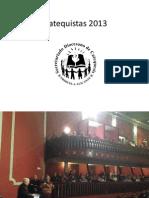 Catequistas 2013