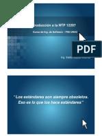 Introducción a la NTP 12207