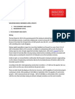 MB Members Report (April 2013) PDF