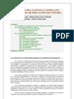 Ortografía del castellano para E. Secundaria