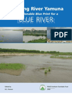 Reviving River Yamuna an Actionable Blue Print for a Blue River
