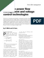 Voltage Control Technologies