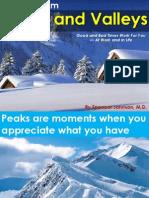 Spencer Johnson-Peaks & Valleys