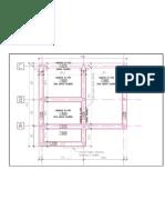 Exemplu Plan Fundatie