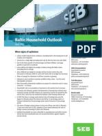 Baltic Household Outlook