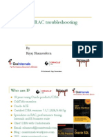 Advanced RAC Troubleshooting