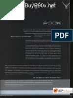 P90x Workout Book Pdf