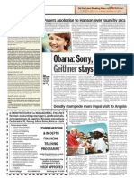 TheSun 2009-03-23 Page10 Obama Sorry Geithner Stays