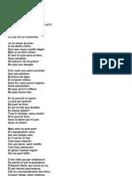 Le Lay de La Fonteinne Guillaume de Machaut