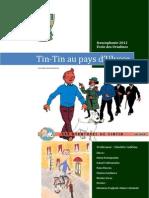 Tin Tin Au Pays d'Ulysse  Prix 2012