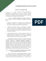 Scheme de Conexiuni Pentru Statii Electrice