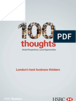 HSBC 100 Regionalthoughts_london