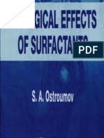 Biological Effects of Surfactants. Book. With Comments 12 p. http://ru.scribd.com/doc/136214308/