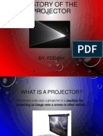 History of the Projector
