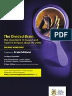 Divided Brain Flyer v5