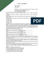 LISTA1-soluções  QG_II