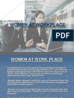 Ppt8-Women at Workplace