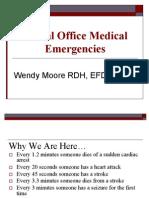 Medical Emergency CE Current HO