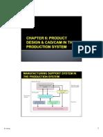 Product Design & CAD