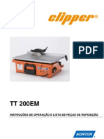 Manual TT 200EM