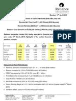 RIL FY 1213 Media Release (2)