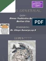 Lupus Serebral Sle