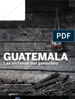 Guatemala. Las víctimas del Genocidio