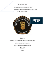 Paper Maes Biodiversitas
