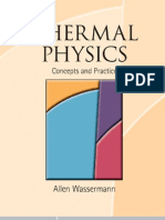Thermal Physics_Concepts and Practice_Allen L. Wasserman_CAMBRIDGE_2012