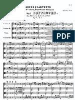 Beethov Sq 1 Score