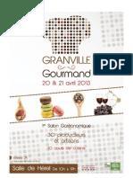 Granville Gourmand 2013