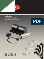 106676207 Delphi Catalogo Injecao Eletronica e Ignicao 2012 2013