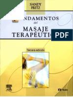 Fundamentos de Masaje Terapeutico