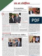 Compte-rendu de la 7ème matinée d'information-débat organisée par l'association AvEC le 19 octobre 2012 sut le thème du Temps de Travail _ Article La Tribune 26 Octobre 2012