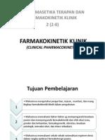 01 PENGANTAR FARMAKOKINETIKA KLINIK