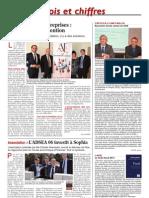 Article La Tribune du 12 Avril 2013_ compte-rendu de la 10ème matinée d'information-débat organisée par AvEC le 5 avril 2013 - Liquidé ou redressé? Les enjeux