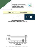 MODULO 4, Apoptosis Dra. Silvia Di Genaro