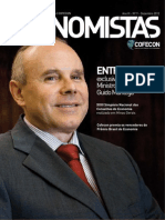 Revista Economistas 09 - Dezembro de 2012