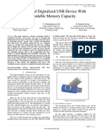 Paper 29-Modern and Digitalized USB Device With Extendable Memory Capacity